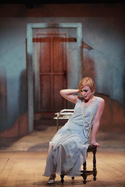 Sara Clark as Daisy Buchanan