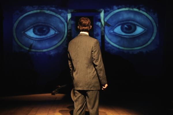 Justin McCombs as Nick Carraway