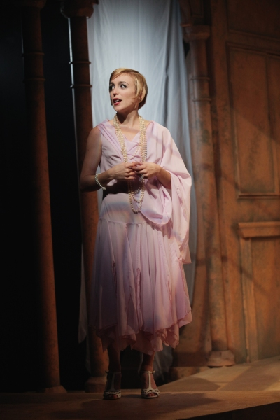 Sara Clark as Daisy Buchanan