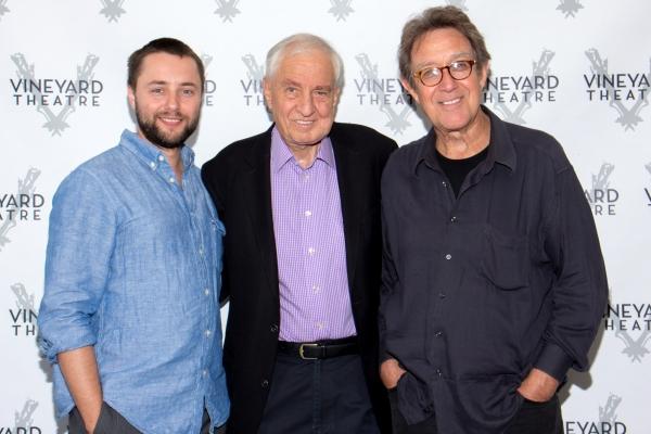 Vincent Kartheiser, Garry Marshall, Larry Pine