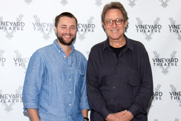 Vincent Kartheiser, Larry Pine