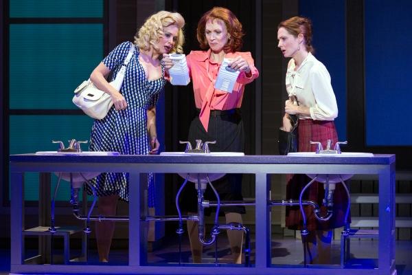 Amy Bodnar, Dee Hoty and Amanda Rose