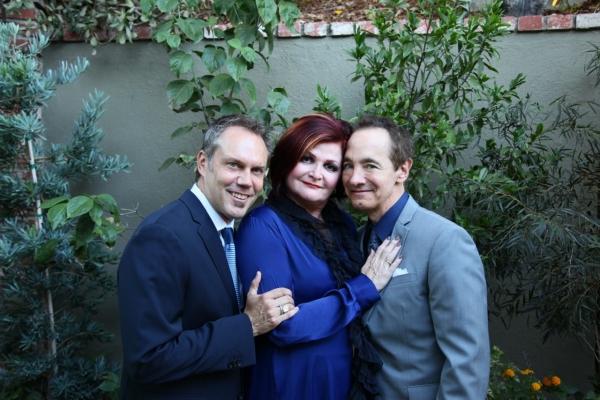 Glen Fretwell, Faith Prince and Jason Graae