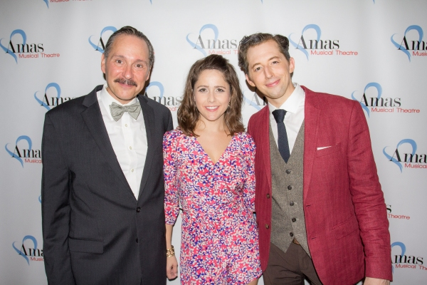 Photo Flash: Off-Broadway's RED EYE OF LOVE Celebrates Opening Night