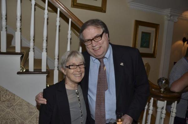 Marjorie Horne, Kevin McAnarney