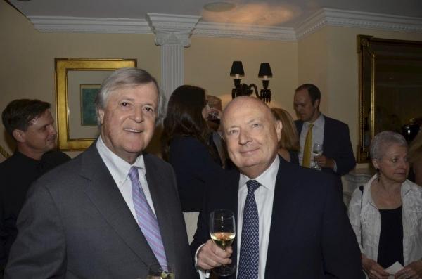 Bill Van Ness, Stewart Wicht