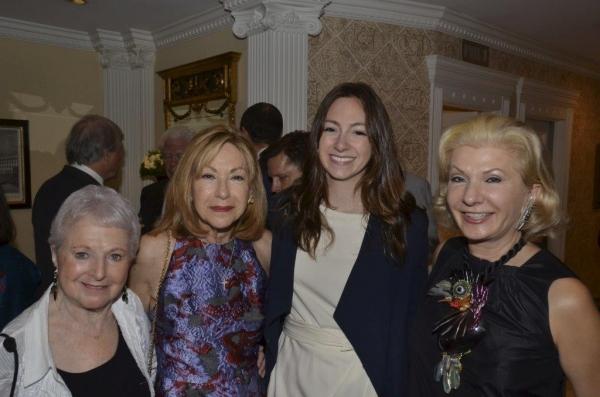 Elaine Brody, Janice Becker Jennifer Becker Pollet, Dr Susan Krysiewicz
