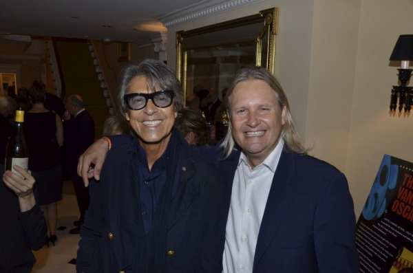 Tommy Tune, Peter Glebo