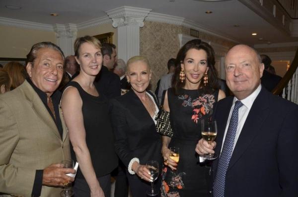 Gianni Russo, Guest, Michele Herbert, Fe Fendi, Stewart Wicht