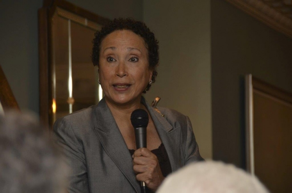 Virginia Johnson, Artistic Director, Dance Theater of Harlem Photo
