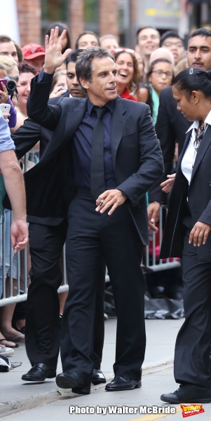 Photo Coverage: On the TIFF Red Carpet for WHILE WE WERE YOUNG with Ben Stiller, Adam Driver, Amanda Seyfried & Naomi Watts