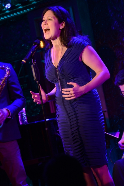 Photo Flash Exclusive: SOMETHING NEW Live at 54 Below, Hosted by Joel B. New