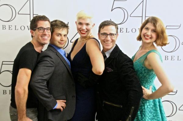 Amy Jo Jackson and Company Photo