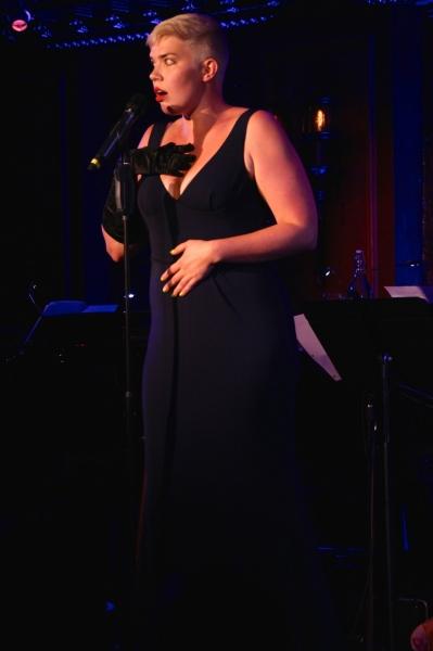 Photo Flash: Amy Jo Jackson Performs at 54 Below
