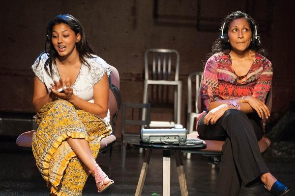 Lipica Shah and Indika Senanayake Photo