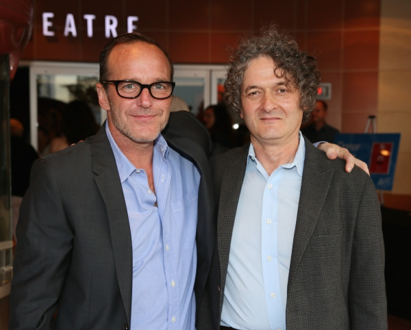 Actor Clark Gregg and Director Scott Zigler