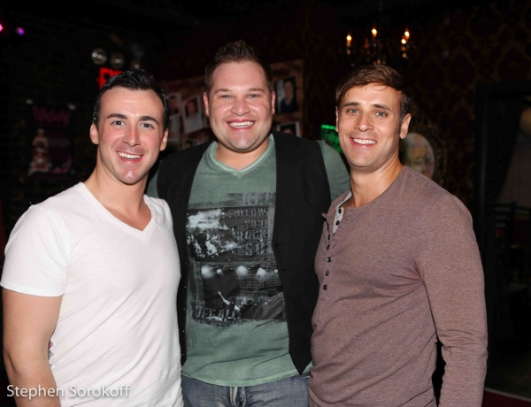 Photo Coverage: Inside the Opening Night of 'FABULOUS!' Off-Broadway