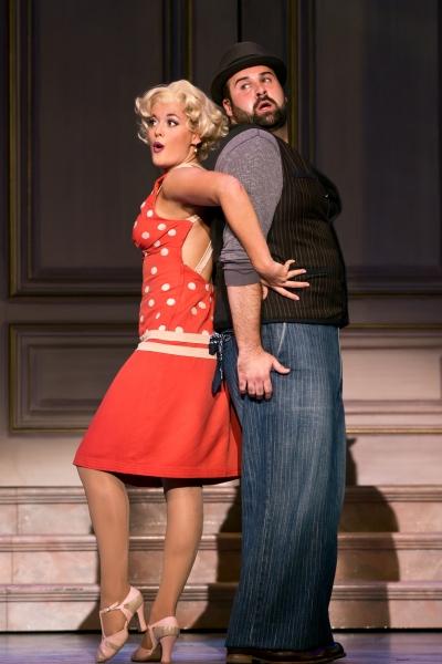 Stephanie Gandolfo and Aaron Fried