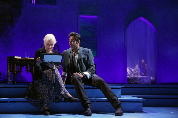 Rosemary Harris and Bhavesh Patel