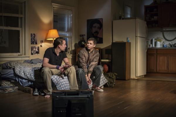 Kieran Culkin and Michael Cera