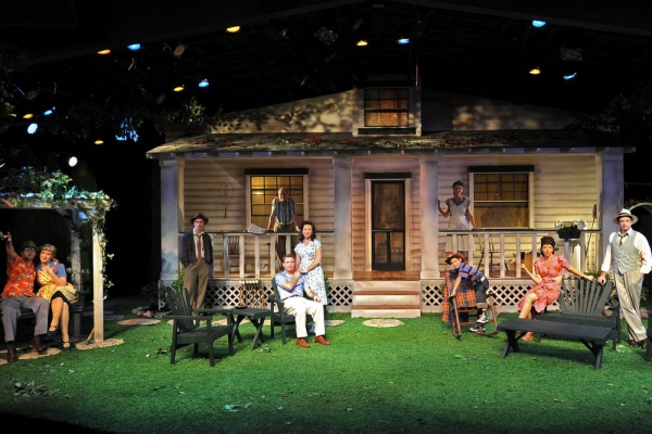 Photo Flash: First Look at Sierra Rep's ALL MY SONS