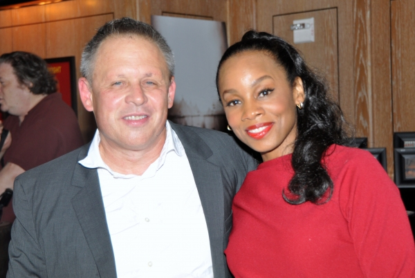 Bill Condon (Director) and Anika Noni Rose