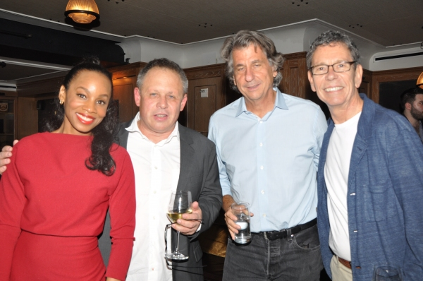 Anika Noni Rose, Bill Condon, David Rockwell and Bill Russell (Book and Lyrics)