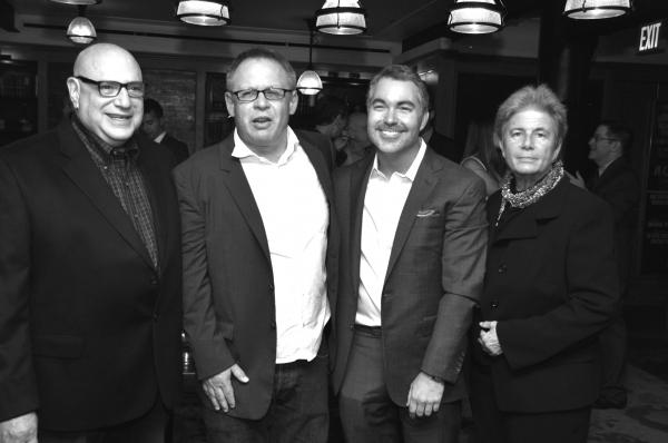 Henry Krieger, Bill Condon, Darren Bagert and Jayne Baron Sherman