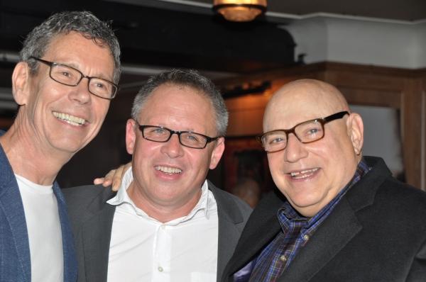 Bill Russell, Bill Condon and Henry Krieger