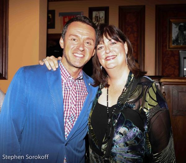 Andrew Lippa & Ann Hampton Callaway