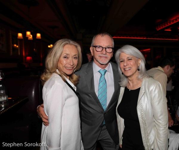 Eda Sorokoff, Bill Moloney, Jamie deRoy Photo