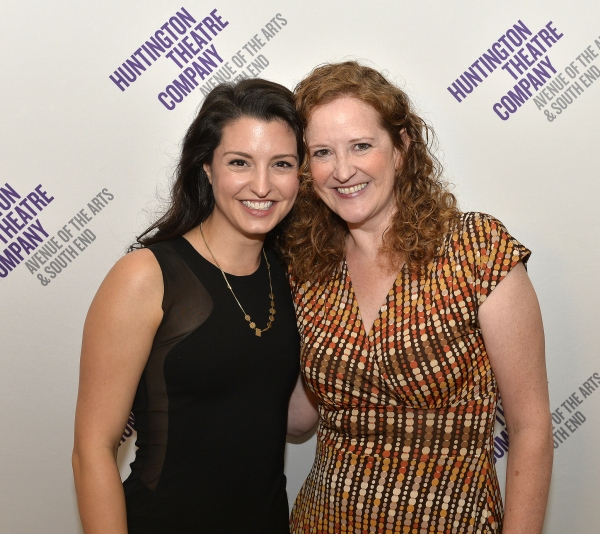 Meredith Forlenza (Joanna Drayton) and Wendy Rich Stetson (Hilary St. James) Photo