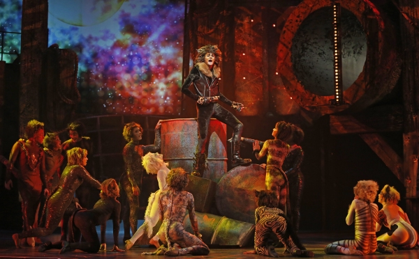 Photo Flash: CATS Opens Tonight at the Paramount Theatre in Aurora