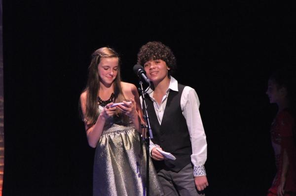 Sadie Seelert and Cameron Ocasio