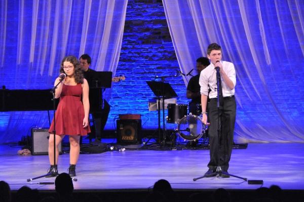 Gabriella Green and Ethan Haberfield