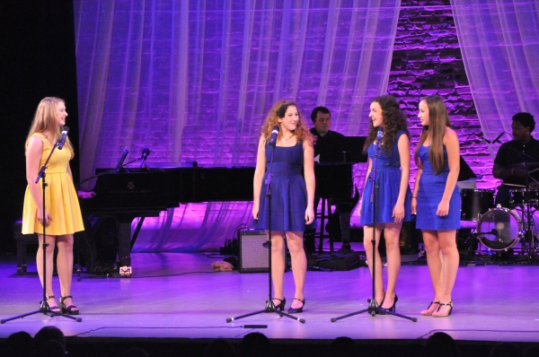 Avery Rose Pedell Melody Munitz, Jessica Doherty and Hannah Lewis