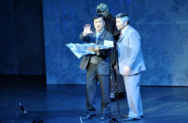 Sal Malaki, Roanldo Abarquez, Andrew Fernando Photo