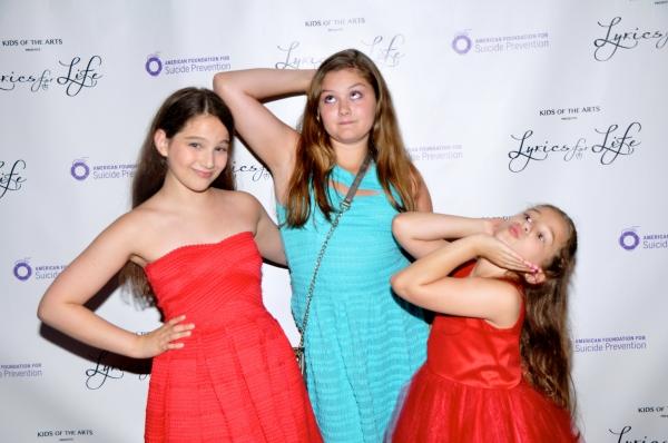 Photo Coverage: Kids of The Arts Celebrate LYRICS FOR LIFE!