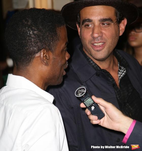Chris Rock and Bobby Cannavale
