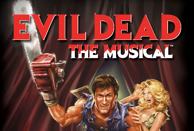 BWW Reviews: Zombies, Moose, and EVIL DEAD - THE MUSICAL