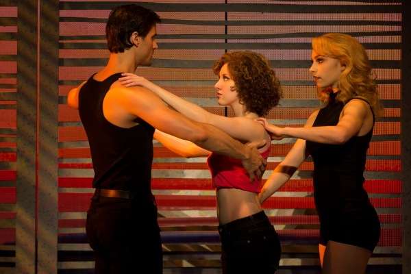 Samuel Pergande, Jillian Mueller, and Jenny Winton