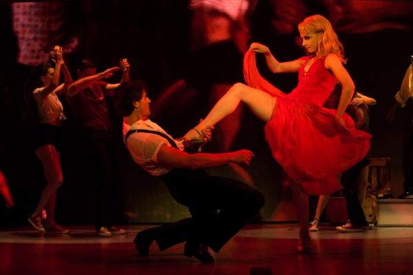 Samuel Pergande and Jenny Winton