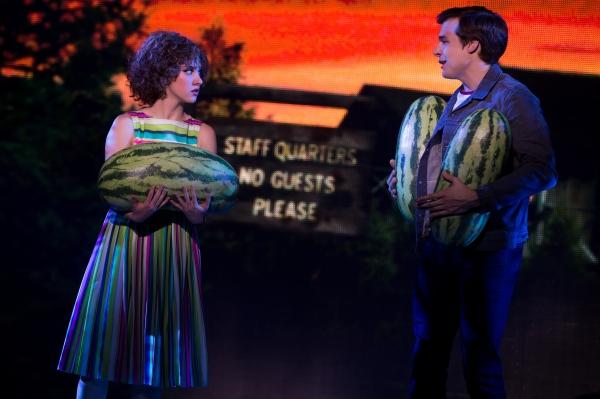 Jillian Mueller and Doug Carpenter