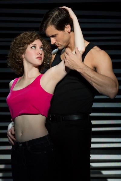 Jillian Mueller and Samuel Pergande