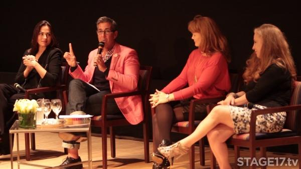 Isabel Leonard, George Brescia, Kate Baldwin, and Randi Rahm Photo