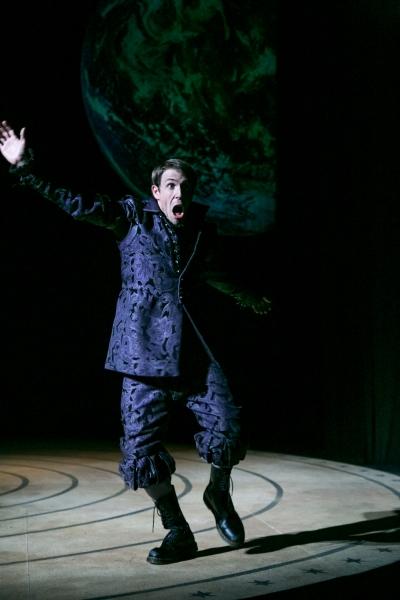 Young Hamlet (Jordan Coughtry) has troubling dreams.  Photo