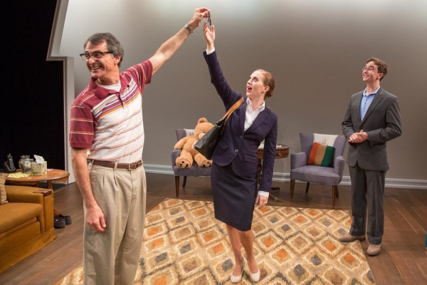 Photo Flash: First Look- World Premiere of THE HOUSE at the Kitchen Theatre