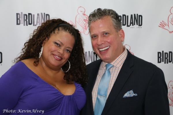 Natalie Douglas and Billy Stritch