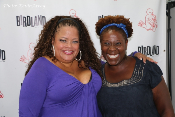 Natalie Douglas and Capathia Jenkins