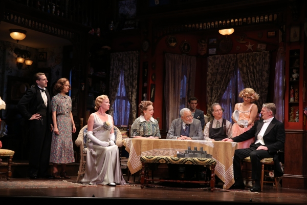 Fran Kranz, Rose Byrne, Johanna Day, Kristine Nielsen, James Earl Jones, Will Brill, Mark Linn-Baker, Annaleigh Ashford, Byron Jennings